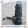 Bomba de sucção de lodo de areia submersa elétrica