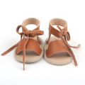 Kanak-kanak Kasut Soft Leather Baby Sandals Cute