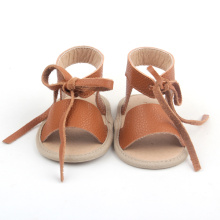 Sapatos de crianças Soft Leather Baby Cute Sandals