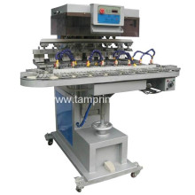 TM-C8 8 Farbe Kunststoff Drehtisch Pad Printing Machine