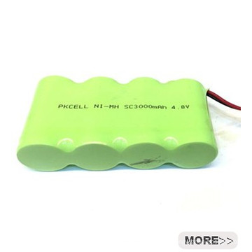 Ni-MH 4.8V AAsize 2000mAh piles LR03 piles alcalines piles AAA 1.5v