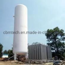 Liquid Transport Tank Gas Storage Tank Cryogenic Liquid Tank