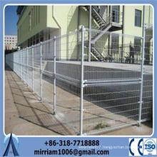 Double Loop Metal Protective Wire Fence/Double Wire Protective Fence