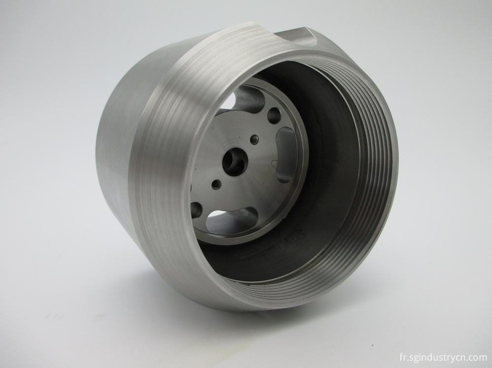 Aluminum Cnc Turning