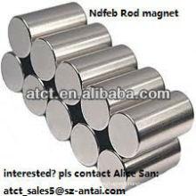 Ndfeb rod magnets,permanent rod magnets