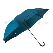 Parapluie droit ouvert auto promotionnel grande taille