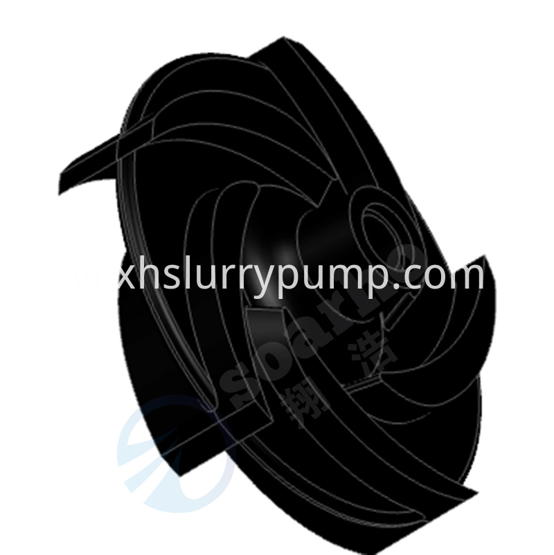 Sump Slurry Rubber Pump