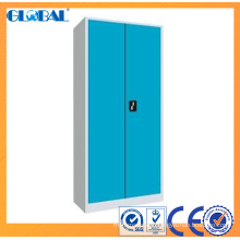 Customized Cold Rolled Office steel cabinet/2-door file cabinet