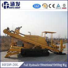 20t HDD máquina y plataforma de perforación Precio (HFDP-20L)