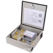 outdoor/indoor FTTH Fiber optic Distribution box 16core Branch Frame Series waterproof IP55 Metal Material