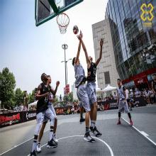 FIBA 3X3  offical flooring SES court mat