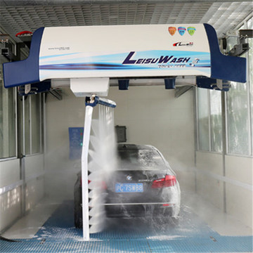 Leisu wash touch free machine de lavage de voiture 360