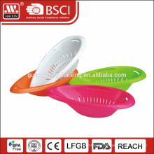 plastic sieve/colander,plastic product,houseware