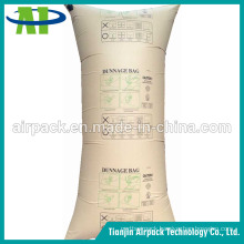 Kraft Paper High Strength Inflatable Dunnage Air Bag for Transportation