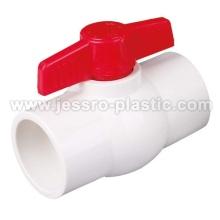 PVC VALVES-COMPACT BALL VALVE