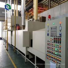 Línea de producción de recubrimiento antiadherente automática de alta eficiencia