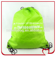 2016 Fast Delivery Hot Sales Factory Price polyester drawstring bag