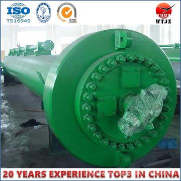 Large Engineering Vehicle High Pressure Hydraulic Cylinder