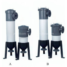 PVC Water Cartridge Filter Housing for Water Treatment