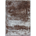 Imitation fur polyester shaggy rug