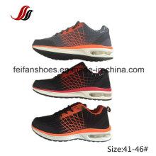 Chaussures respirantes de chaussures de sport avec des chaussures de coussin d'air