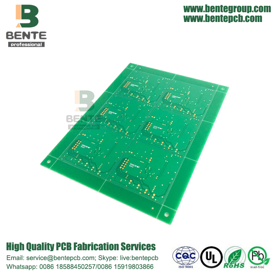 Testing Equipment PCB Prototype