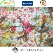 Becutiful High Quality 300t Polyester Print Fabric