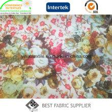 Высокое качество Becutiful 300t полиэстер печати ткани