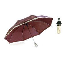 Rock & Print automatische 3 Falten Regenschirm (YS-3FA22083780R)