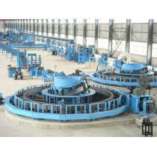 High Frequency Welded Round ERW Pipe Machine
