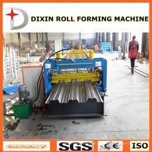 Equipamento de pressão quente do assoalho do zinco da venda de Dx 980