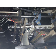 Computer control rolling T-shirt & flat bag making machine zipper bag making machine