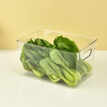 Clear Plastic BPA Free Food Storage Rack