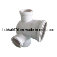 Plastic Pipe Fitting Mould (Cross)