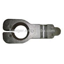 partie de machine de moulage par gravité en aluminium