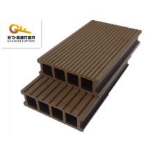 Carrelage en composite en bois en bois WPC Decking