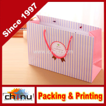 Paper Gift Bag / Art Paper Bag / White Paper Bag (210133)