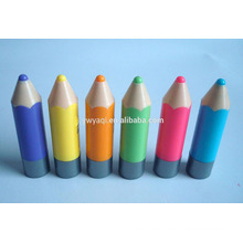 2014 Fashion Multicolored Organic Pencil Lip Balm