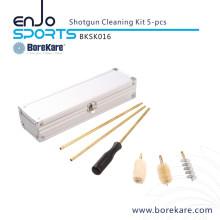 Borekare 5-PCS Gun Cleaning Shotgun Gun Cleaning Kit/ Hand Tool