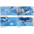 Einweg-Kaiserschnitt-chirurgische Packungen