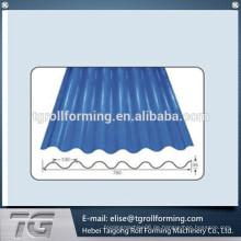 Tragbare Metall-Dachwalze Formmaschine mit Experten in Design und Produktion