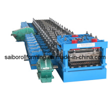 Silo Roll Forming Machine (3mm)