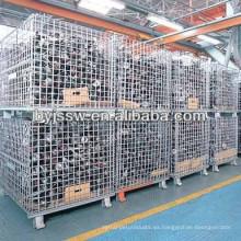 Contenedor de rollo de almacenamiento de carga