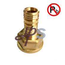 Lead free brass pex female coupling for PEX pipe