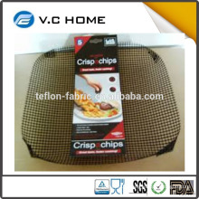 Wholesale Non-stick easy clean factory new products bbq baking tray mesh