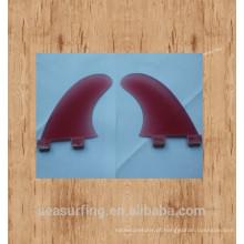 2016 barbatanas novas do surf do estilo da fibra de vidro FCS G5 do quarto / aletas da ressaca do carbono G3