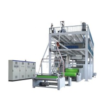 1600/2400/3200/4200 MM SS Non-woven Fabric Making Machine