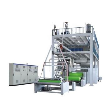 Machine de fabrication de tissu non tissé SS 1600/2400/3200/4200 MM