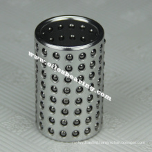 steel ball rerainer bearing,high quality steel ball cages guide bushing,FZL ball retainer cage