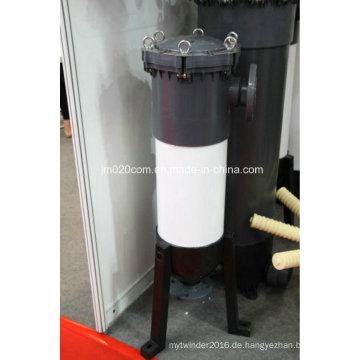 PVC-Beutel-Filtergehäuse für Wasseraufbereitungsanlagen